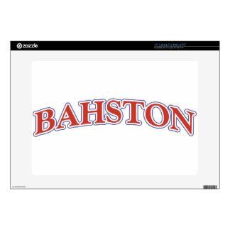 BAHSTON! LAPTOP DECAL