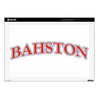 BAHSTON! LAPTOP DECALS