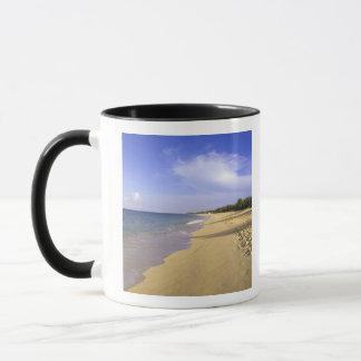 Baie Longue Long Bay beach, St. Martin, Mug