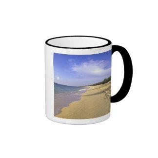 Baie Longue Long Bay beach, St. Martin, Coffee Mug