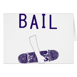 BAIL GREETING CARDS
