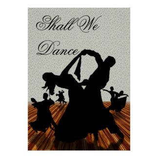 Bailamos Póster