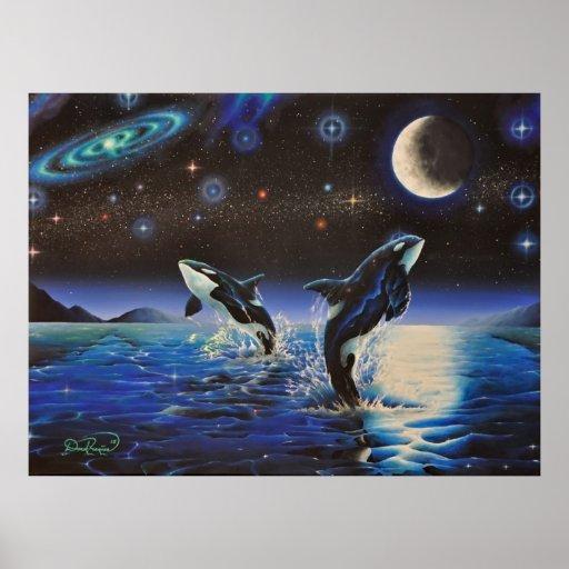 Bailando en las estrellas, poster