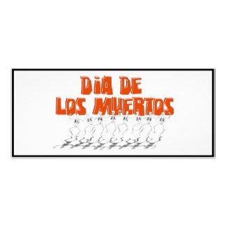 Bailando Para Dia De Los Muertos Plantillas De Lonas