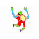 Bailarín 1 Z.jpg Postal