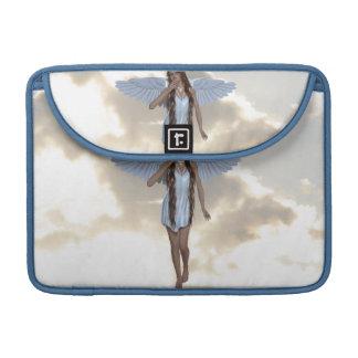 "Bailarín angelical de la nube 13"" manga de MacBook Funda Macbook Pro"