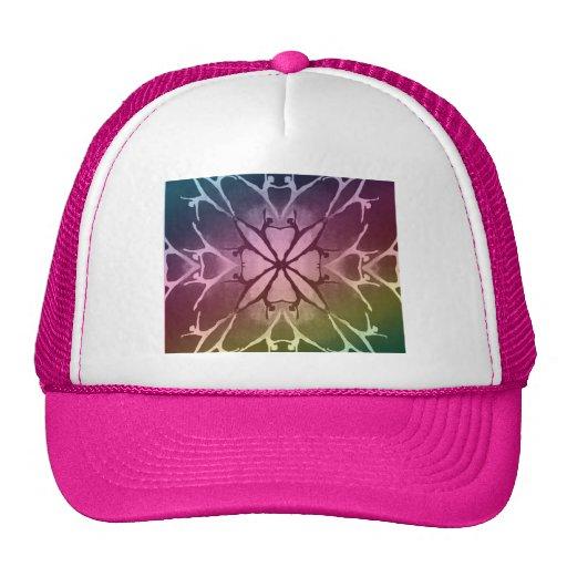 Bailarín (arco iris) gorras