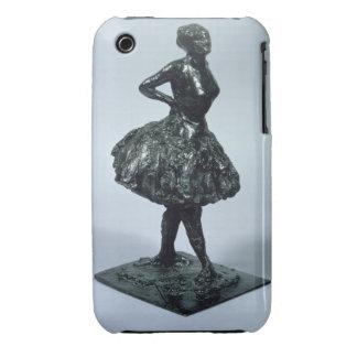 Bailarín, c.1896-1911 (bronce) funda bareyly there para iPhone 3 de Case-Mate