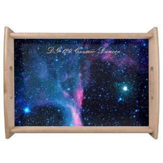 Bailarín cósmico DG 129 de NASAs Bandejas