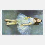 Bailarín de ballet de Pedro Renoir Pegatinas