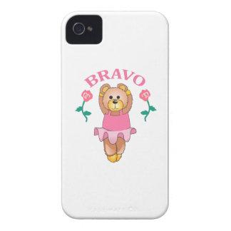 BAILARÍN DE BALLET DEL BRAVO iPhone 4 Case-Mate CARCASA