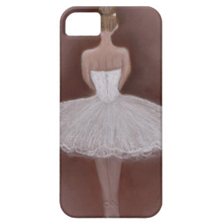 Bailarín de ballet en tutú iPhone 5 funda