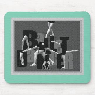 Bailarín de ballet Mousepad