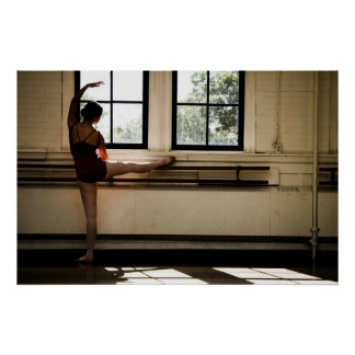 Bailarín de ballet posters