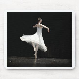 Bailarín de ballet tapete de ratón