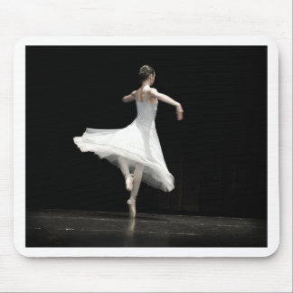 Bailarín de ballet alfombrillas de ratones