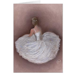 bailarín de ballet felicitaciones