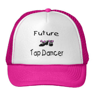 Bailarín de golpecito futuro gorro de camionero