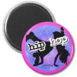 Bailarín de HIP HOP Imán