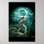 Bailarín de la luna poster