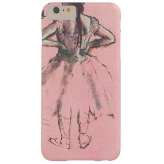 Bailarín de la parte posterior por ballet del funda barely there iPhone 6 plus