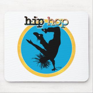 Bailarín de la rotura de HIP HOP Mouse Pad