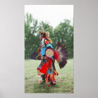 Bailarín de lujo póster