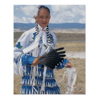 Bailarín de Navajo Póster