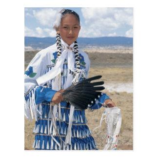 Bailarín de Navajo Tarjeta Postal