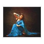Bailarín de Nepal Impresion De Lienzo