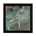 Bailarín de ocsilación - Edgar Degas Cajas De Joyas