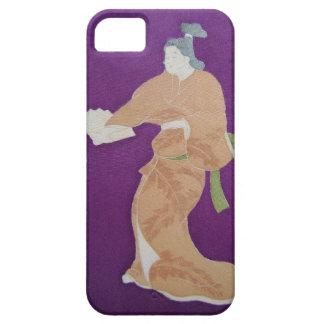 Bailarín del geisha iPhone 5 carcasa