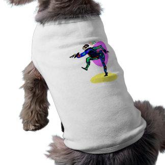 Bailarín del payaso ropa de mascota