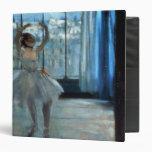 Bailarín delante de una ventana c.1874-77