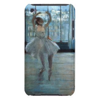 Bailarín delante de una ventana iPod touch Case-Mate cárcasas