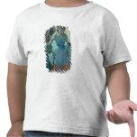 Bailarín en su vestuario camiseta