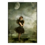 bailarín ideal del día tarjeta