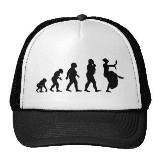 Bailarín indio gorra