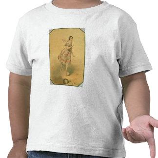 Bailarín Maria Taglioni Camisetas