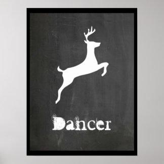 Bailarín Póster