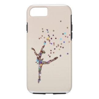 Bailarín reluciente funda iPhone 7