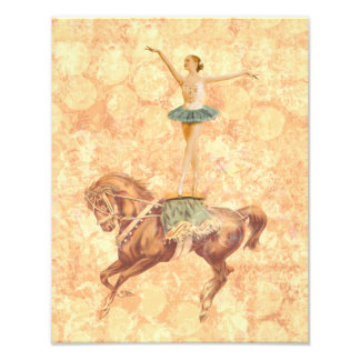 Bailarina a caballo cojinete
