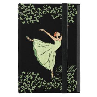 Bailarina agraciada iPad mini coberturas