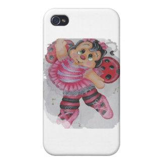 bailarina bee iPhone 4/4S covers