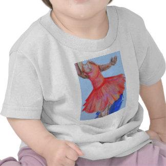Bailarina Camisetas