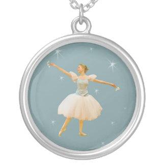 Bailarina con las castañuelas joyerias
