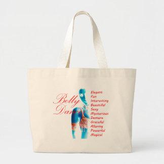 Bailarina de la danza del vientre - cualidades - t bolsas