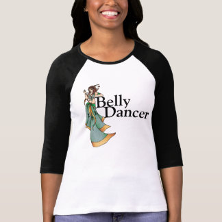 Bailarina de la danza del vientre de Jazayre Poleras
