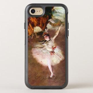 Bailarina de Prima, Rosita Mauri de Edgar Degas Funda OtterBox Symmetry Para iPhone 7