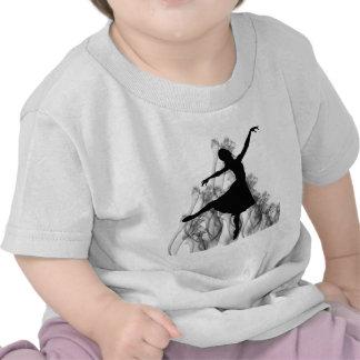 Bailarina de Smokin Camisetas
